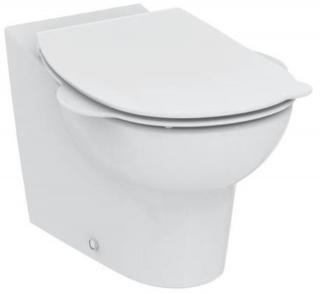 Wc stojící Ideal Standard Contour 21 vario odpad S312301 bílá bílá