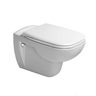 Wc závěsné Duravit D-Code zadní odpad 25350900002 bílá bílá