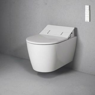Wc závěsné Duravit Me By Starck zadní odpad 2528590000 bílá bílá