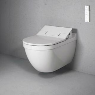 Wc závěsné Duravit Starck 3 zadní odpad 2226590000 bílá bílá