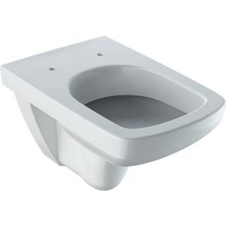 WC závěsné Geberit Selnova zadní odpad 500.270.01.1 bílá bílá