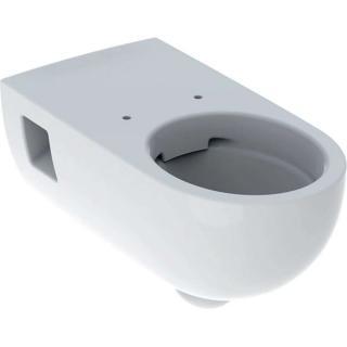 WC závěsné Geberit Selnova zadní odpad 500.693.01.2 bílá bílá