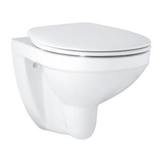 Wc závěsné Grohe Bau Ceramic alpská bílá zadní odpad 39497000 bílá alpská bílá