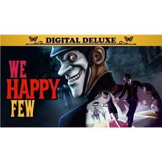 We Happy Few Digital Deluxe Edition (PC) DIGITAL