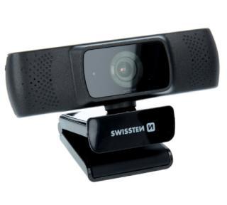 Webkamera s mikrofonem SWISSTEN FHD 1080P