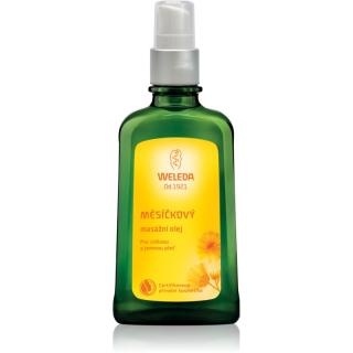 Weleda Měsíček masážní olej 100 ml dámské 100 ml