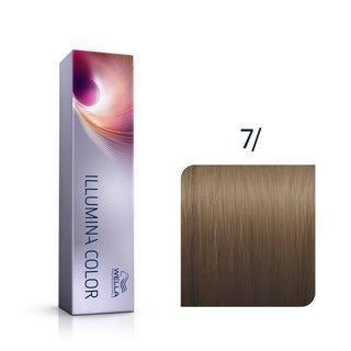 Wella Professionals Illumina Color profesionální permanentní barva na vlasy 7/ 60 ml