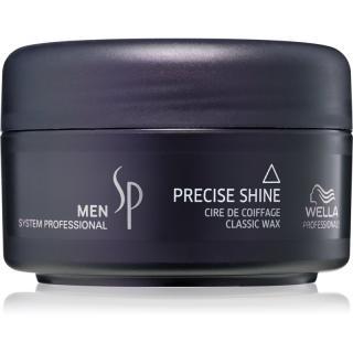 Wella Professionals SP Men Precise Shine vosk na vlasy pro muže 75 ml pánské 75 ml