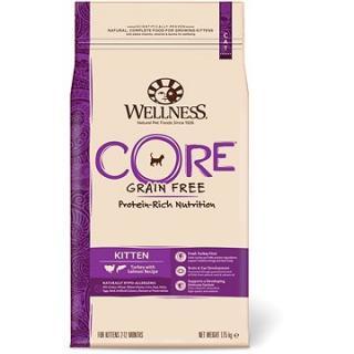 Wellness Core Cat Kitten krůta a losos 1,75kg
