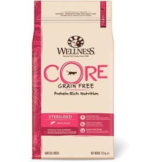 Wellness Core Cat Sterilised losos 10kg
