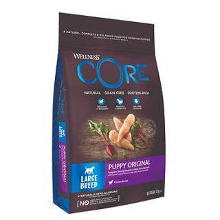 Wellness Core Dog LB Puppy Original kuře 10kg