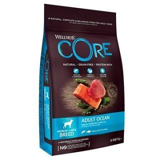 Wellness Core Dog Ocean losos a tuňák 10kg