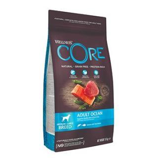 Wellness Core Dog Ocean losos a tuňák 1,8kg