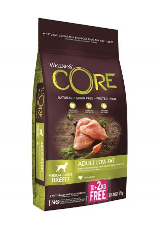 Wellness Core Wellness Dog Healthy Weight 10 2kg