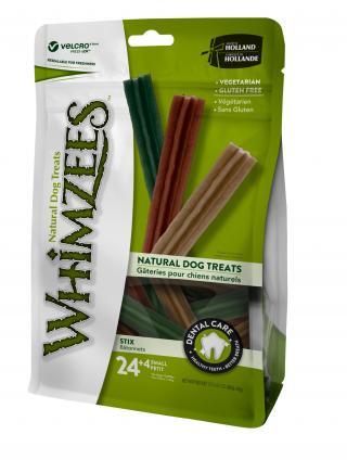 WHIMZEES Dental Stix S 15g 24 4ks