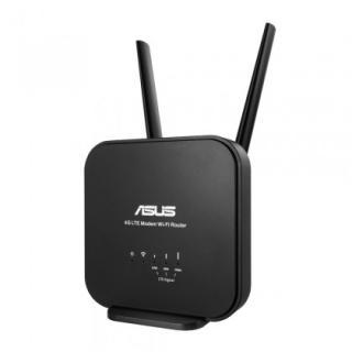 Wi-Fi adaptér wifi modem asus 4g-n12 b1, 4g lte, n300