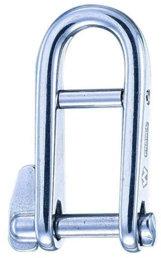 Wichard Key Pin šekl s demontovatelnou hrazdičkou 6mm