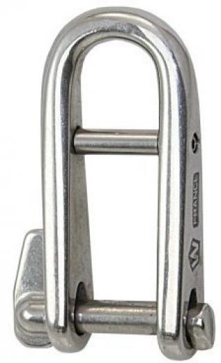 Wichard Key Pin šekl s hrazdičkou 8mm