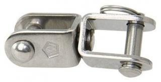 Wichard Otočný nerezový šekl - 6mm