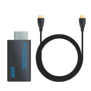 Wii / HDMI adaptér s HDMI kabelem M/M