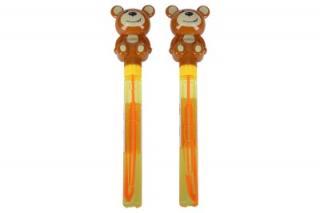 WIKY Bublifuk medvídek 60 ml 28 cm