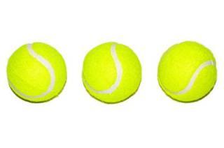 WIKY Míčky na tenis 3 ks