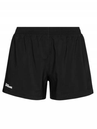 Wilson Tenisové šortky W Team II 3.5 WRA795801 Černá Regular Fit dámské XS