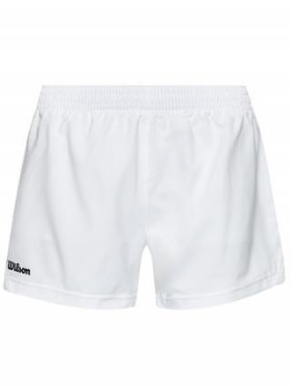 Wilson Tenisové šortky W Team II 3.5 WRA795802 Bílá Regular Fit dámské XS