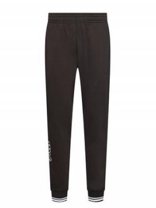 Wilson Teplákové kalhoty Team II WRA794701 Černá Regular Fit pánské S