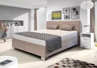 Windsor - postel 160x200, vč. výklopl. roštu, bez matrace