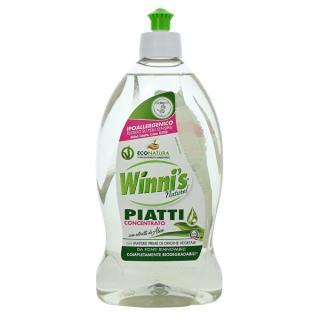 Winni´s Piatii Aloe koncentrovaný mycí prostředek na nádobí s aloe vera