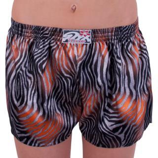 Women's shorts Styx classic rubber satin multicolor  dámské Neurčeno S