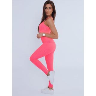 Womens 3in1 tracksuit PANAMERA pink Dstreet AY0527 dámské Neurčeno S