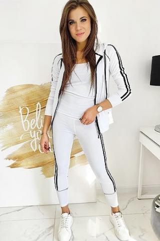 Womens 3in1 VELLA white sweatshirt AY0383 dámské Neurčeno M