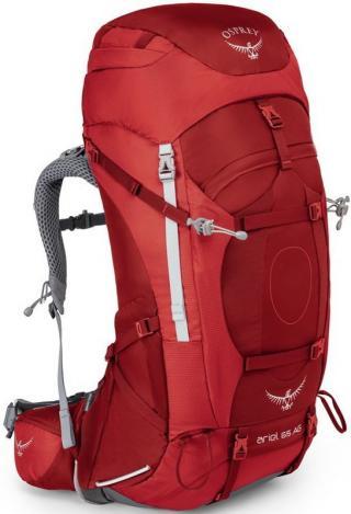 Womens backpack Osprey Ariel AG 65 No color 65 L