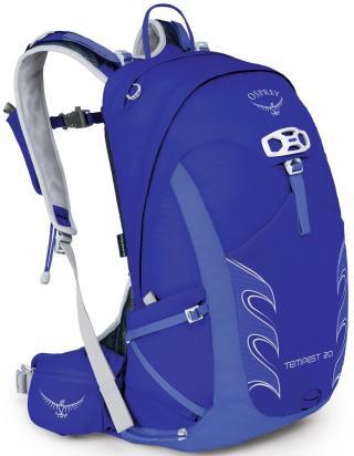 Womens backpack Osprey Tempest 20 II IRIS_BLUE 20 Litrů