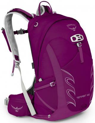 Womens backpack Osprey Tempest 20 II MYSTIC_MAGENTA 20 Litrů