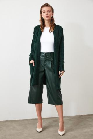Womens cardigan Trendyol Knitwear dámské Green S