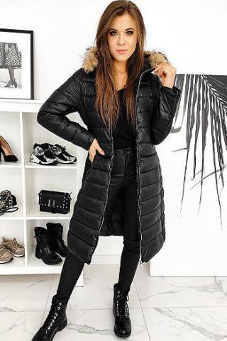 Womens coat VERONI black TYZ1564 dámské Neurčeno XL
