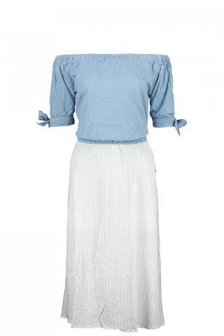 Womens dress Alife and Kickin Ada dámské No color S