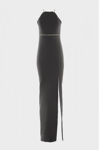Womens dress Trendyol Evening dámské Black 34