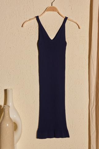 Womens dress Trendyol Knitwear dámské Navy S