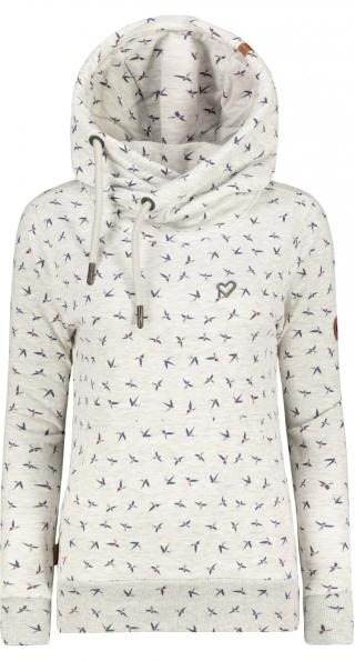 Womens hoodie Alife and Kickin SARAH B dámské No color L