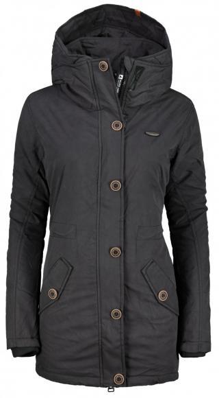 Womens jacket Alife and Kickin Flora dámské Moonless XS