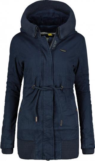 Womens jacket Alife and Kickin SELMA dámské Marine L