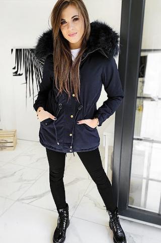 Womens jacket SEVILLA navy blue TY1299 dámské Neurčeno L