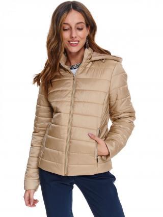 Womens jacket Top Secret Quilted dámské Beige 34