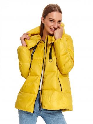 Womens jacket Top Secret Quilted dámské Yellow 34