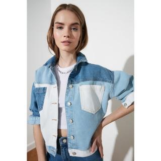 Womens jacket Trendyol Denim dámské Navy L