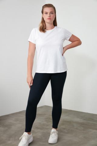 Womens Leggings Trendyol Fashion dámské Navy XS